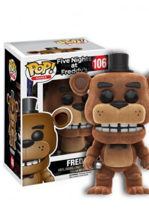 Pop! Games: Five Nights At Freddy's - Freddy Flocked Exclusivo