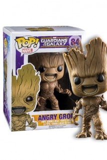 Pop! Marvel: Guardianes de la Galaxia - Angry Groot