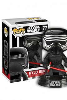 Pop! Star Wars: Kylo Ren Casco Exclusivo