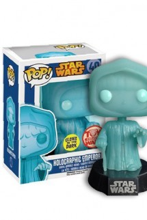 Pop! Star Wars: Emperador - Glow in the Dark