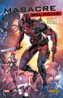 Masacre. Mal rollo (Marvel Graphic Novels)