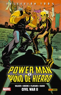 Power Man y Puño de Hierro 02. Civil War II