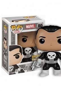 Pop! Marvel: The Punisher Exclusive