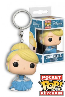 Pop! Keychain: Princesas Disney - Cenicienta