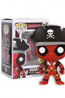 Pop! Marvel: Deadpool Gorro Pirata Exclusivo
