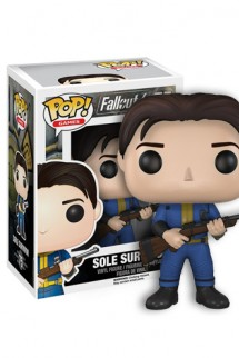 Pop! Games: Fallout - Sole Survivor