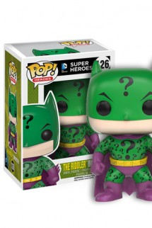 Pop! Heroes: The Riddler Impopster