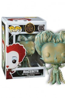 Pop! Disney: Alice Through The Looking Glass - Iracebeth patina Exclusivo