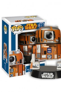 Pop! Star Wars: R2-L3 Exclusivo