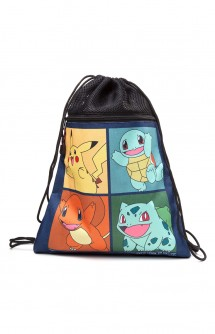 Pokémon - Starting Characters Gymbag