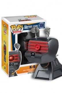 Pop! TV: Doctor Who - K-9 Exclusivo