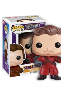 Pop! Marvel: Guardianes de la Galaxia - Star-Lord Muxed Tape Exclusivo