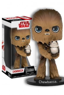 Rock Candy: Star Wars - Chewbacca y Porg