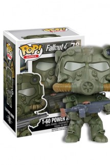 Pop! Games: Fallout - T-60 Power Armor Green Exclusivo