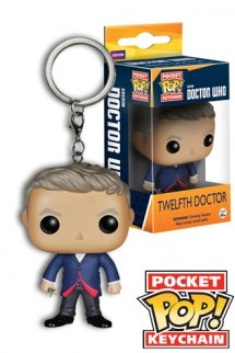 Pop! Keychain: Doctor Who - Twelfth Doctor