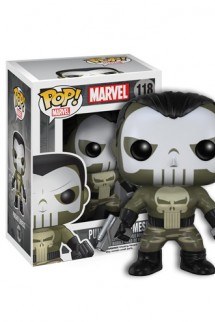 Pop! Marvel: The Punisher Nemesis Exclusive