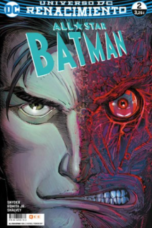 ALL-STAR BATMAN 02 (Renacimiento)
