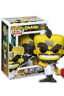 Pop! Games: Crash Bandicoot - Neo Cortex