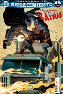 ALL-STAR BATMAN 03 (Renacimiento)
