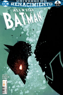 ALL-STAR BATMAN 04 (Renacimiento)