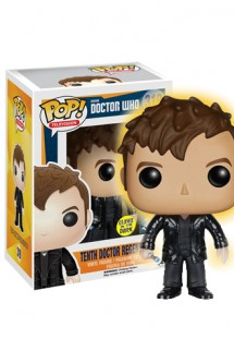 Pop! TV: Dr. Who - Tenth Doctor Regeneration Glow in the Dark