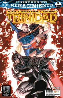 Batman/Wonder Woman/Superman: Trinidad núm. 09 (Renacimiento) | Universo DC