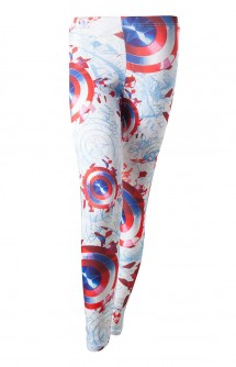 Legging - Marvel America Captain