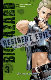 Resident Evil Heavenly Island nº 03/05