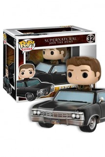 Pop! TV Rides: Supernatural - Dean & Baby SDCC 2017 Exclusivo
