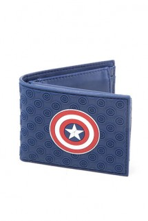 Marvel - Logo Captain America Wallet