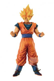 Dragonball Z - Figura Resolution of Soldiers Son Goku