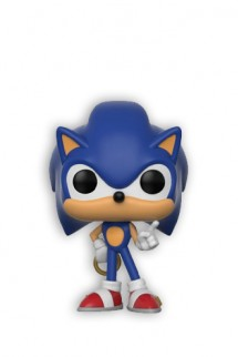 POP! Games: Sonic - Sonic con anillo