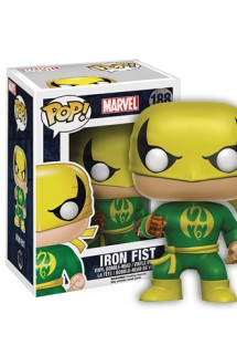 POP! Marvel: Iron Fist