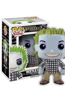 POP! Movies: Beetlejuice con camisa