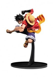 One Piece - Figura SCultures Big Zoukeio 6 Monkey D. Luffy