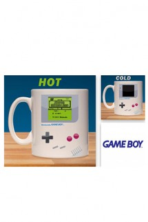 Nintendo GameBoy - Taza sensitiva al calor Super Mario Land