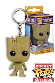 Pocket Pop! Keychain: Guardianes de la Galaxia - Groot