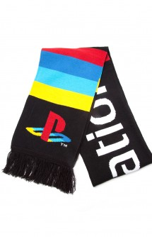 PlayStation - Big Logo Knitted Scarf