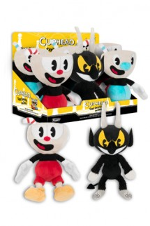Cuphead - Peluches Cuphead