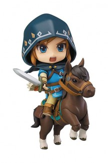 THE LEGEND OF ZELDA: BREATH OF THE WILD - Nendoroid Link DX Edition