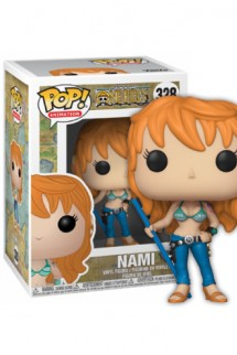 Pop! Animation: One Piece Series 2 - Nami