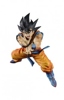DRAGON BALL - Super Kamehame-ha Figura Goku