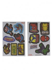 MARVEL - Marvel Comics en parches