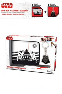 "STAR WARS - Pack cartera + Llavero ""Darth Vader"""