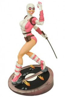 Marvel - Gallery PVC Statue Gwenpool