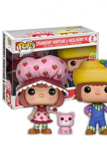 Pop! Animation: Strawberry Shortcake - Strawberry Shortcake & Huckleberry Pie Pack 2