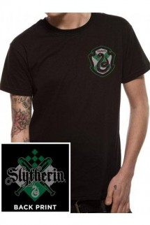 Harry Potter - Camiseta House Slytherin