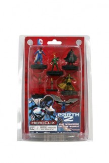 Heroclix Fast Forces Pack - The Wonders of the World Earth 2