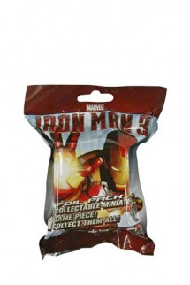 Heroclix - Iron Man 3 Gravity Feed