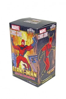Marvel HeroClix - Chaos War Giant-Man Super Booster